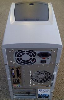Genuine Win 8 Pro HP PC Full of Upgrades Dual Core 500GB DVD Burner NR