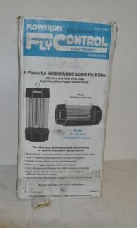 Flowtron Fly Control Electronic Indoor Outdoor Fly Killer FC 8800