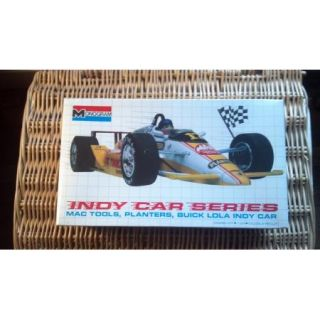 Mac Tools Planters Buick Lola Indy Car in 1 24 Scale SEALED New