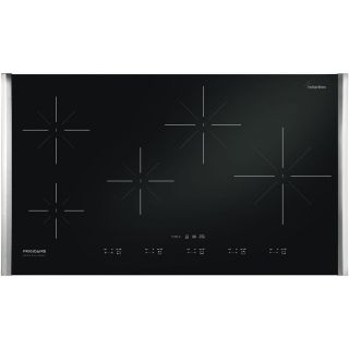 Steel 36 Electric Induction Cooktop 5 Burners 057112106281