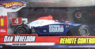 Hot Wheels Indy Car Racing Series Dan Wheldon Radio Controlled 49MHz