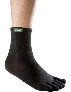 Injinji Outdoor Wool Mini Crew Socks