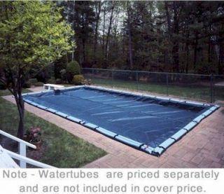 Rectangular Inground Winter Swimming Pool Cover