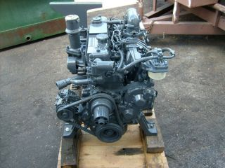 Ingersoll Rand 4 Cyl Diesel Engine Industrial Compressor Generators