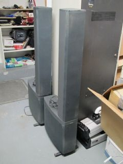 Infinity Composition Prelude P Fr Full Range Speakers with Powered
