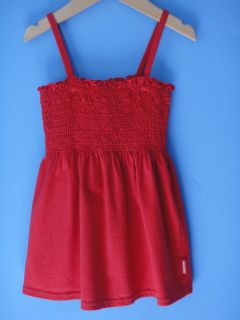 Baby Gap Red Jersey Knit Shirt Top 5 5T New