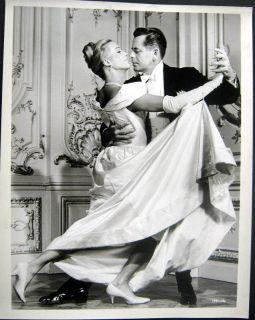 1962 Glenn Ford Ingrid Thulin Dancing The Tango