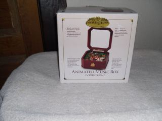 LABEL/MR. CHRISTMAS ANIMATED/INSPIRATIONAL MUSIC BOX. BEAUTIFUL, 2003