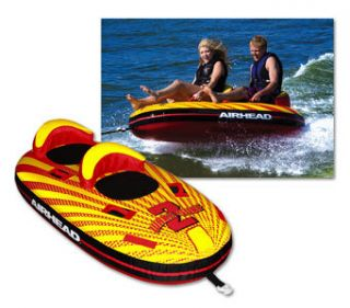 New Inflatable Towable Water Tube Airhead Wake Surf 2