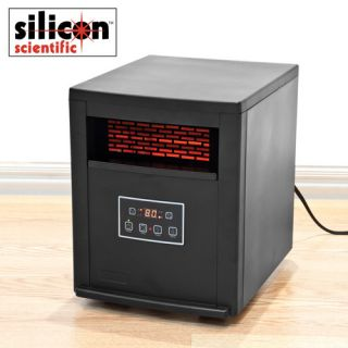 Deluxe Infrared Quartz Heater
