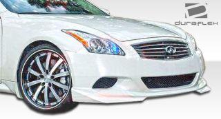 FRP 08 10 Infiniti G Coupe G37 J Spec Front Lip Spoiler New Part A