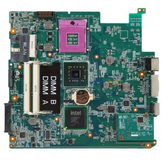 Intel Laptop Motherboard for Dell 1450 Tested Good