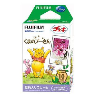 FUJIFILM Instax Mini Camera Instant Film 7s 25 50s Winnie the Pooh (10