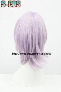 Un Go Inga Cosplay Wig Costume Purple Mix Colour