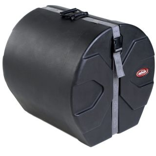 SKB 1SKB D1616 Roto Molded Instrument Case for 16 x 16 Floor Tom Drum