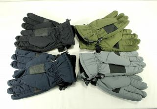 Diamond Mens Winter Wear Thinsulate Insulated Ski Gloves