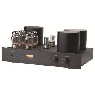 Jolida Audio JD801BRC Integrated Stereo Tube Amplifier in Black