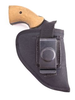 Nylon IWB Inside Pants OWB Belt Holster for 2 Revolvers Taurus 444 s