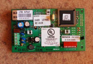 Bosch DX4020 Network Interface Card