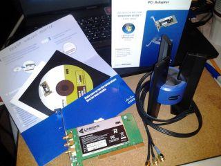 Wireless N PCI Adapter W00N Desktop PC Network Interface Card