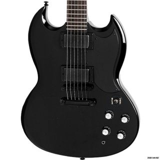 Gibson Epiphone Tony Iommi Signature SG G400 Black Electric Guitar