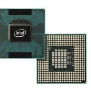 Mobile Intel Core 2 Duo T9600 2 8 GHZ Laptop Notebook CPU Processor