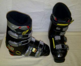 ROSSIGNOL MID M3 Womens Intermediate Ski Boots Size 7 5 US 38 5  24