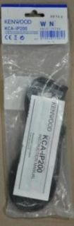 Kenwood KCA IP200 iPod Interface Cable New
