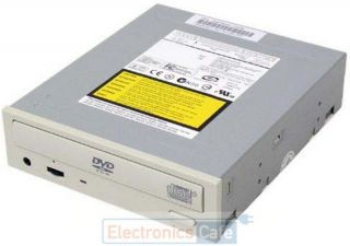 Desktop PC Internal IDE CD RW DVD ROM Combo Drive BEIGE Tested w