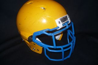 Schutt ion 4D Football Helmet Adult Medium with Pads Mask