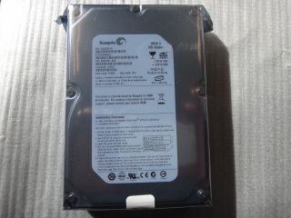 NEW Seagate 750GB,Internal,7200 RPM,3.5 IDE PATA (ST3750840ACE) Hard