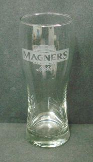Magners Irish Cider Light Home Bar Pub Half Pint Glass Used