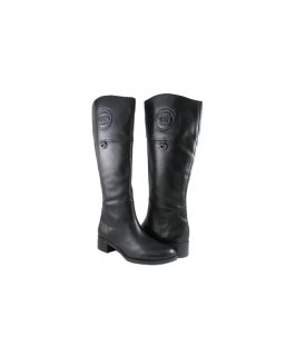 New Etienne Aigner Womens Chastity Vielea Black Boot US 10