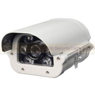 HD 1080p 5 Megapixel Sensor Waterproof IP Camera 60m White LED