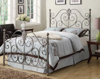 Coaster Iron Beds and Headboards Queen Bed 300259Q