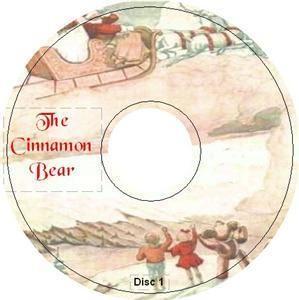 The Cinnamon Bear Christmas Radio Series iPod Audiobook