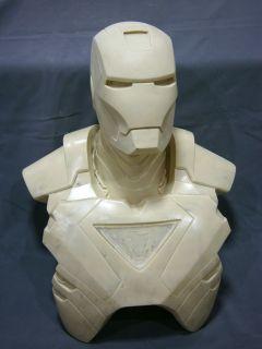 Iron Man Mark 6 Life Size 1 1 Bust Kit Prop Replica RARE