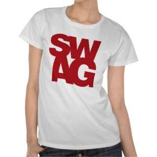 Swag   Red Tshirts