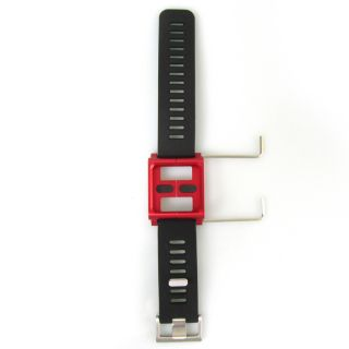 New Multi Touch Watch Band for iPod Nano 6 6th Aluminum Cover Case