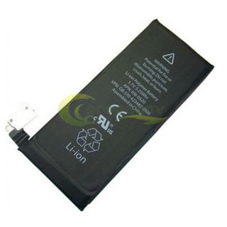 genuine OEM Replacement Battery 3.7V 1420mAh For Apple iPhone 4 4G USA