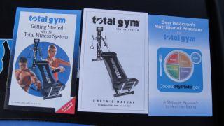 Owners Manual and Dan Isaacsons Nutritional program