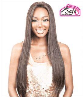 Isis Red Carpet Futura Heat Resistant Fiber Lace Front Wig Super Miami