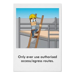 General Health & Safety Refresher 004 Poster