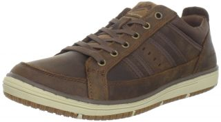 Skechers Irvin Hamal Mens Casual Sneakers Lace Up Shoes All Sizes