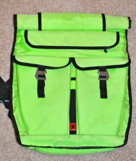Chrome Ivan Rolltop Pack Messenger Bag Backpack Incredible Custom