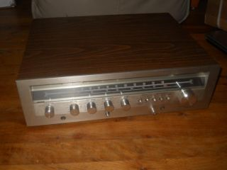 Vintage Kenwood Am FM Stereo Receiver KS 4000R