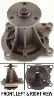 New Water Pump Isuzu Hombre 2000 99 98 97 96 Chevrolet S10 s 10 Pickup