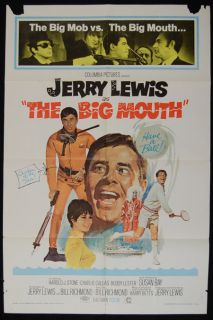 Jerry Lewis. Very good condition; two large chips from upper margin