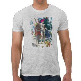 Daedalus & Icarus T Shirts