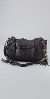 Olivia Harris by Joy Gryson Garment Washed Messenger Bag
